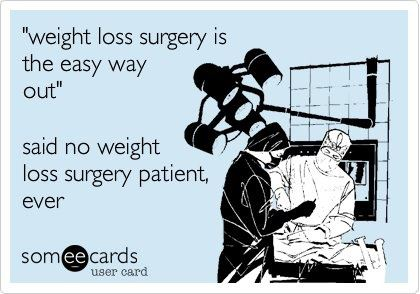 Is Weight Loss Surgery The Easy Way Out? | #wls #weightloss