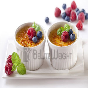 Creamy Concoction: Low Cal. Crème Brulee | BeLiteWeight | Weight Loss Recipes