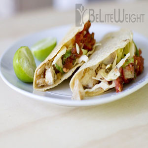 Festive and Fresh Tilapia Fish Tacos