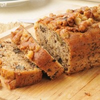 Low Fat & Perfectly Baked Banana Bread