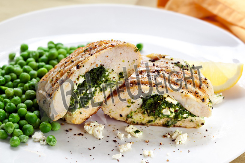 Ricotta and Spinach Chicken Stuffing|BeLite Weight|Weight Loss Recipe