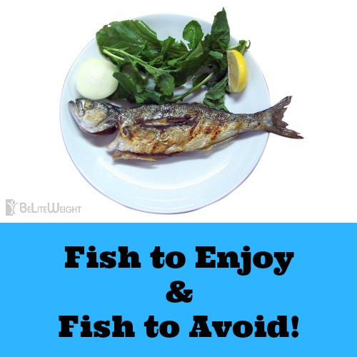 Fish to enjoy fish to avoid beliteweight weight loss for Best fish for weight loss