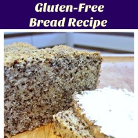 Low-Carb and Gluten-Free Bread Recipe