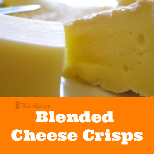 blended cheese crisps keto diet weight loss