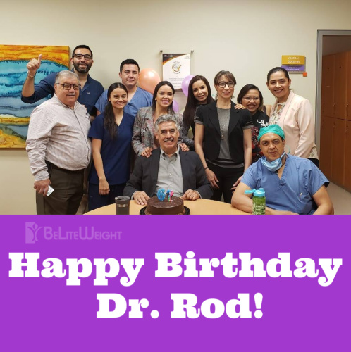 Happy Birthday Dr Strangelove In 2019: Happy Birthday Dr. Rod! - BeLiteWeight