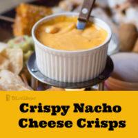 Crispy Nacho Cheese Crisps