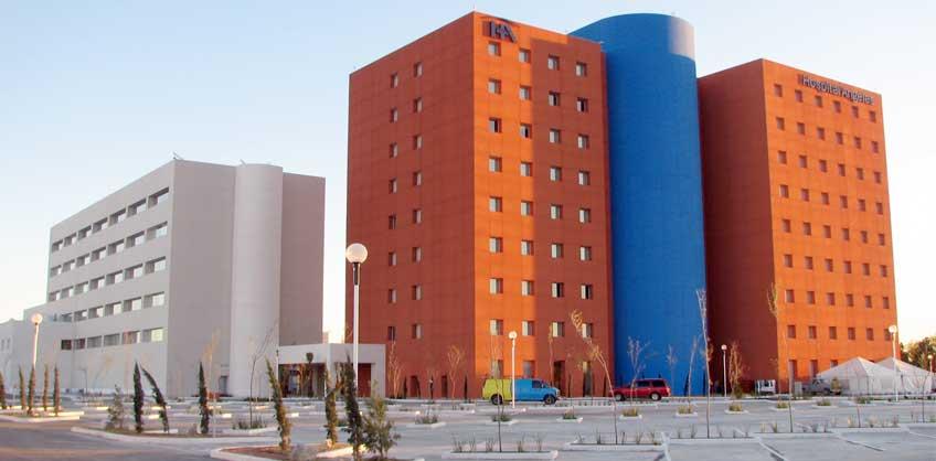 HAJZ Hospital Complex