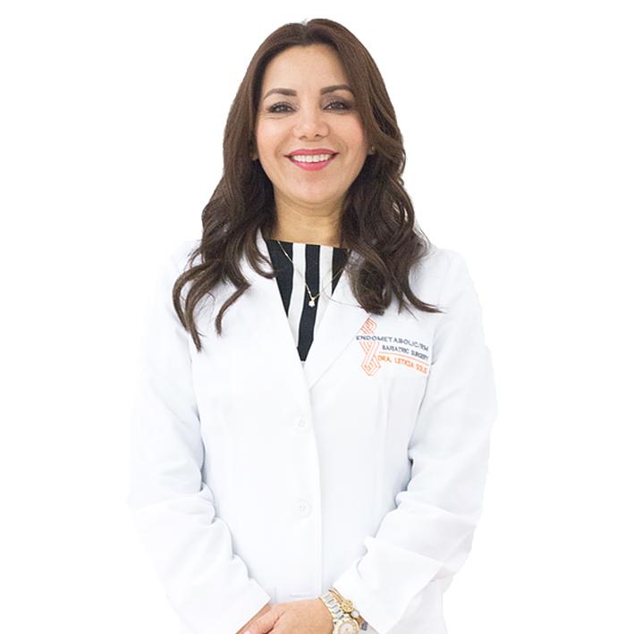 Dr. Silvia Leticia Solis Sanchez, Anesthesiologist