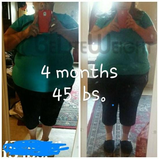 Teresa A - 4 month update*