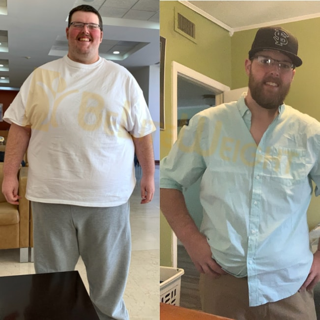 Christopher B - 1 Year Update*
