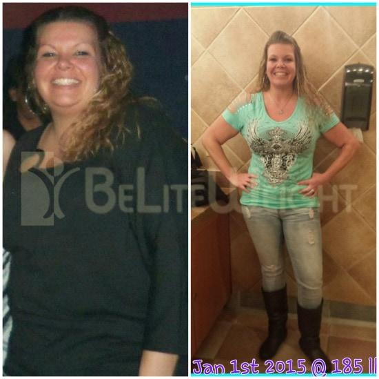 Mandy L - 18 month update*