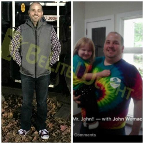 John W - 6 Month Update*