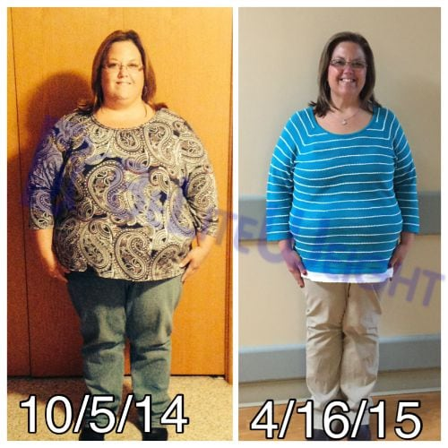Tammy W - 6 Month Update*